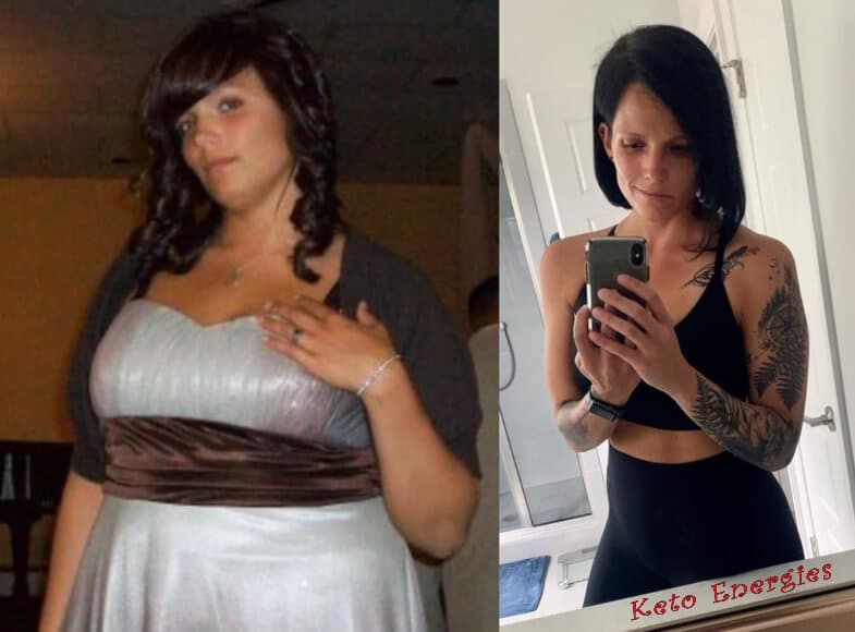 Caitlin DeMasellis Lost 160 Pounds With Keto Diet And CICO