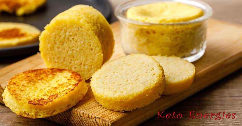 Keto Mug Bread in 90 Seconds