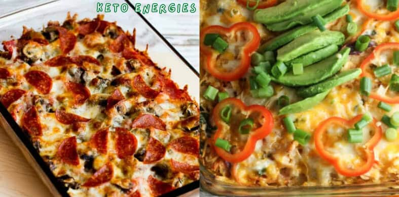101 Best Low Carb and Keto Casserole Recipes
