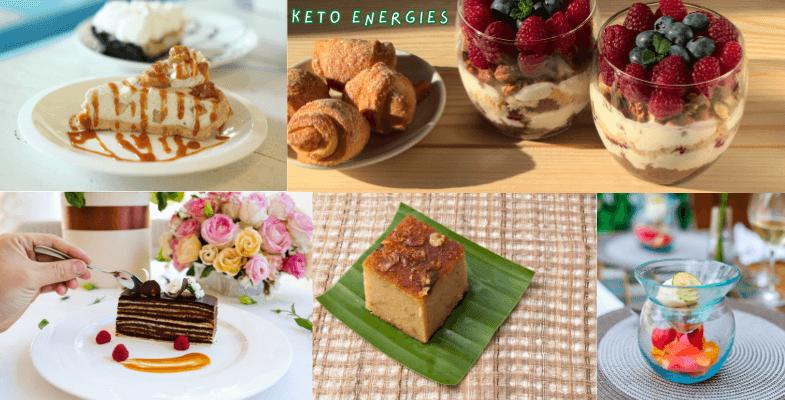 50 Best Keto Spring Dessert Recipes