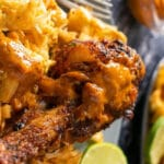 Keto Grilled Chicken and Peanut Sauce Low Carb