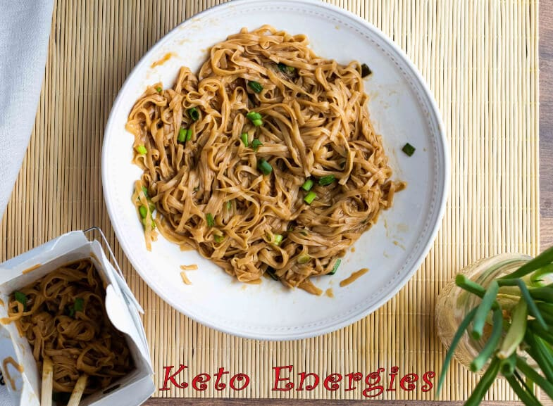 Keto Lo Mein: The Easiest Low Carb Lo Mein Recipe