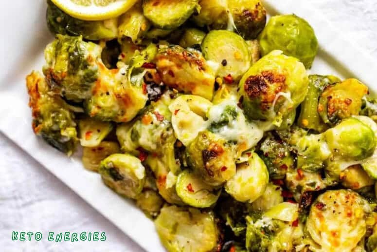Keto Brussels Sprouts in the Instant Pot